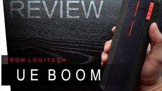 Video UE BOOM Bluetooth Speaker - REVIEW download MP3, 3GP, MP4, WEBM, AVI, FLV Mei 2018