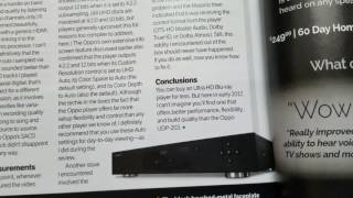 Sound and vision oppo udp 203 review may 2017 edition