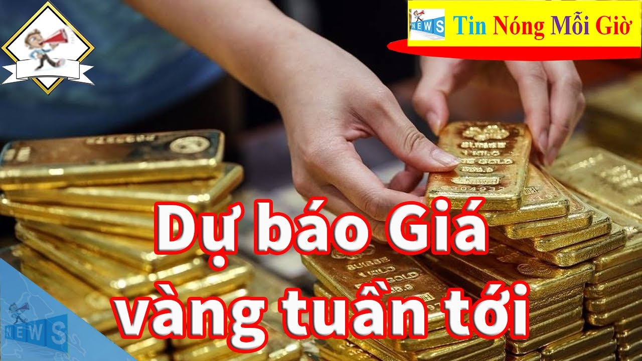 Dự báo Giá vàng tuần tới tiếp tục tăng | Tin Nóng Mỗi Giờ