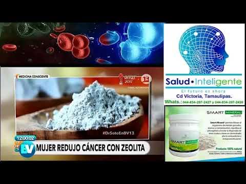 Zeolita Smart Mineral Documental de los Beneficios en el Cancer