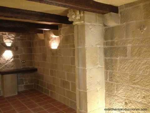 Decoraci n en bodegas r sticas theming cellar walls - Decoracion bodegas rusticas ...