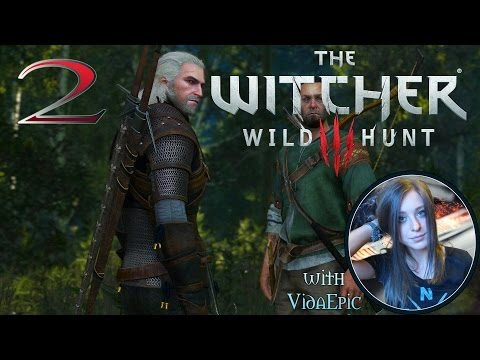Прохождение Ведьмак 3: Дикая охота #2 Таверна. По следам к Королевскому Грифону!