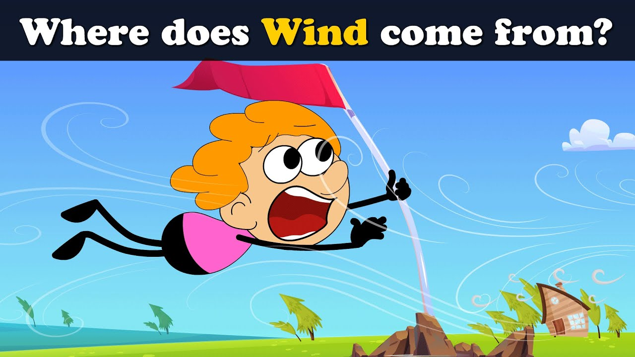 Where does Wind come from? | Earth Science
