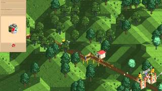 Rollercoaster Tycoon Loopy Landscapes #85 (Dragon