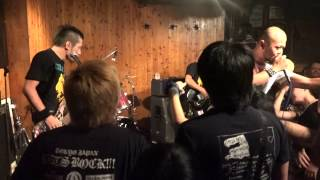 BURNING SPIRITS~CHELSEAの日 2014/08/17 新宿ロフト EIEFITS / EXTINC...