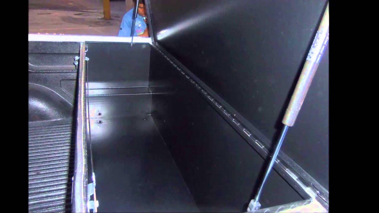 Instalacion de caja de herramientas youtube - Cajas de erramientas ...