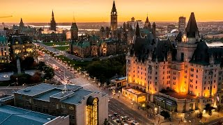TOP beautiful cities in Canada