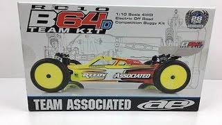 team associated b64d build