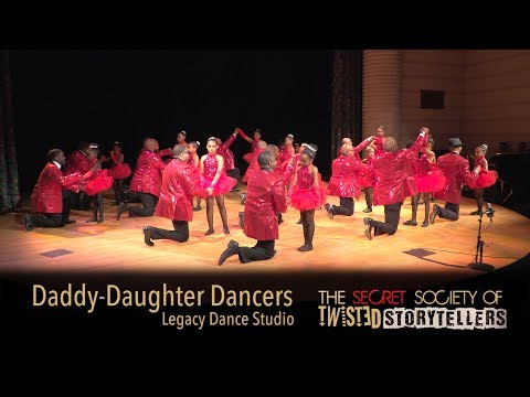 "The Secret Society Of Twisted Storytellers - ""FATHER! FATHER!"" - Legacy Dance Studio"