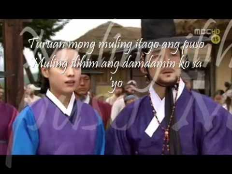 DONGYI AND KING SUKJONG - KAKAYANIN KO BA (FAN MADE)