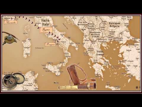Mediterranean Basin Video - J-Term 2015