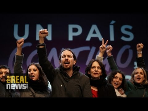 Podemos Breaks Two-Party System in Spain