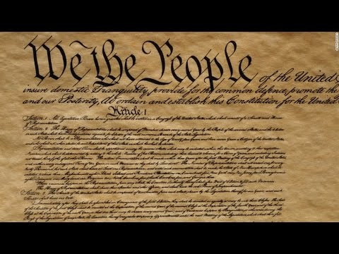 Constitution Is Not A Living & Breathing Document