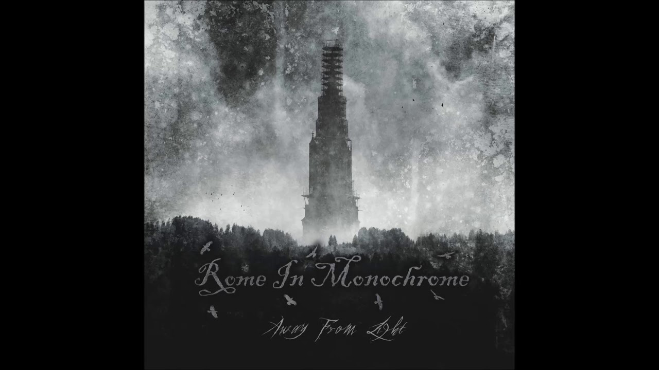 928e4139efd Rome in Monochrome - A Solitary King (Doom Metal with Shoegaze influences,  2018, Italy)