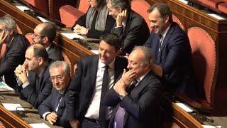 Matteo vs Matteo: il debutto di Renzi e Salvini a Palazzo Madama