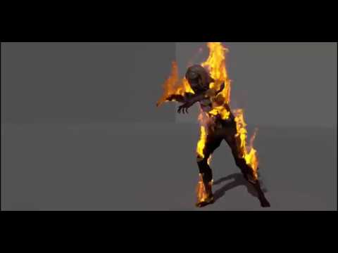 Maya FX_Create Realistic Fire Effect in Production Full Course_Paid Udemy Course