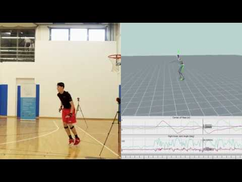 Specific diagnostics of Croatian youth basketball national teams