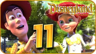 Disneyland Adventures Walkthrough Part 11 (PC, X360, XB1) ~ Toy Story's Woody ~