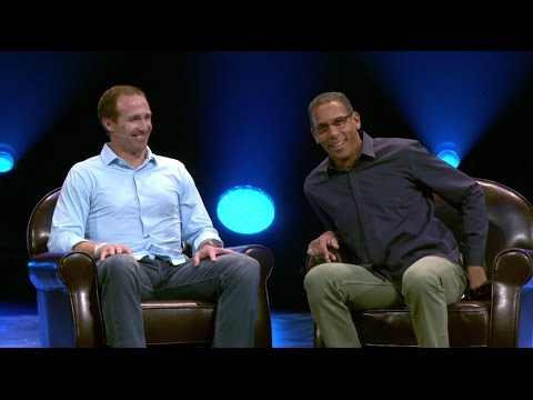 Rock Church - Drew Brees Interview - YouTube