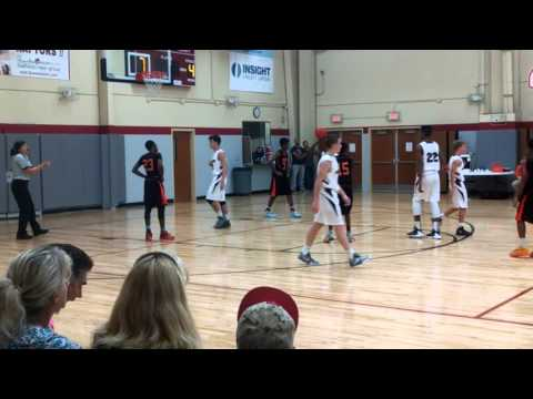 RLCA vs Orlando Baptist Temple 17 Nov 2015 (1st Half Continued)