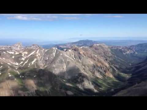 Views from Uncompahgre Peak