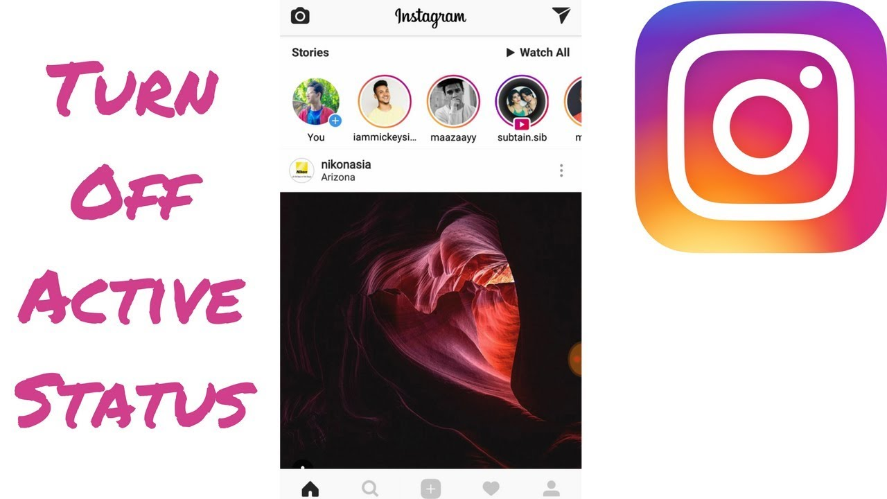 How to Hide Instagram Activity - New Messages Feature 😱(Hindi)