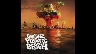 Gorillaz - White Flag with Lyrics