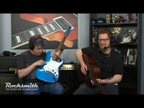 Rocksmith Remastered - Encore #23: Guitar Show & Tell III - Live from Ubisoft Studio SF