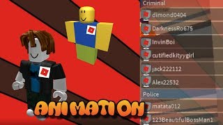 If Everyone Had Admin! - ROBLOX Animation