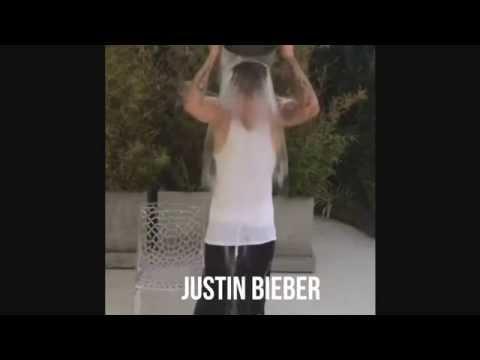 VIP Ice Bucket Challenge ( Justin Bieber / Bill Gates / Oprah / Marck Zuckerberg