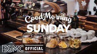 SUNDAY MORNING JAZZ: Cozy Bossa Nova & Jazz Coffee Music Autumn Vibes for Weekend