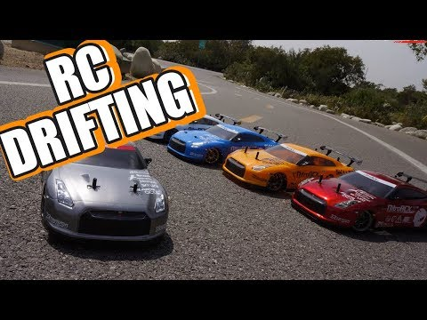 1/10th Exceed RC MadSpeed Drift King w/...