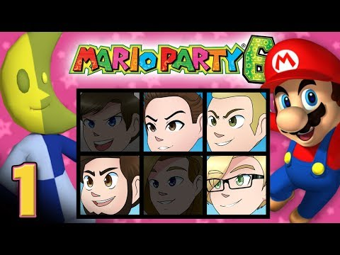 Mario Party 6: A Whole New World - EPISODE 1 - Friends Without Benefits