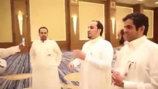 وزير الصحة الدكتور توفيق الربيعة مع قيادات الصحة بلا أشمغة