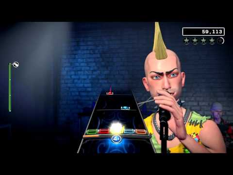 Rock Band 4 No One Like You 100% FC Expert Guitar