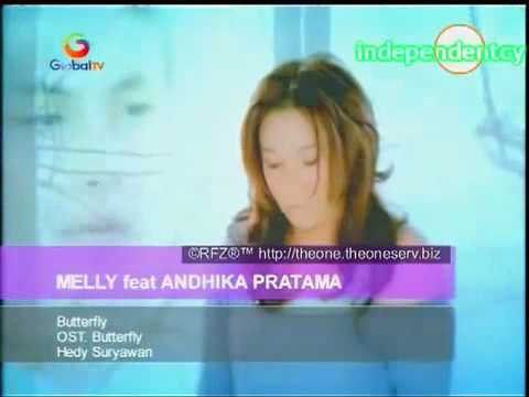 Butterfly OST Melly Goeslow feat Andhika Pratama