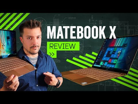 Huawei MateBook X Review: Splashproof, Slim & Fan-Free