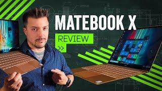 Huawei MateBook X Review: Splashproof, Slim & Fan-Free