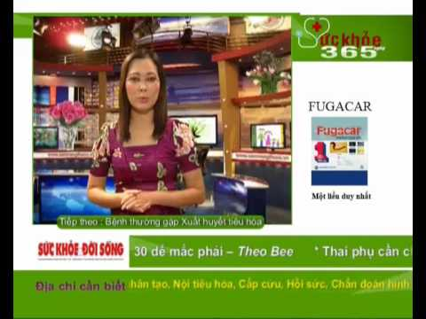 BTSK 365 ngay - Benh thuong gap: Xuat Huyet Tieu Hoa