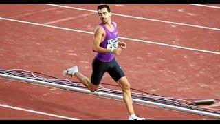 Kevin López, campeón de España de 800 metros Castellón 02/08/2015