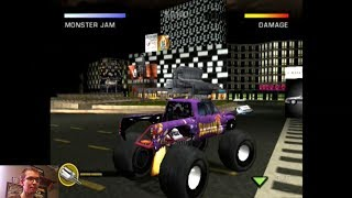 Monster Jam: Maximum Destruction - Rayman - Big Apple