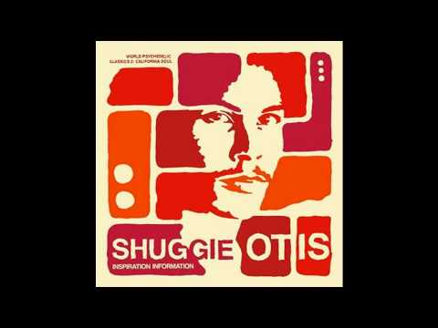 Shuggie Ottis — Island Letter