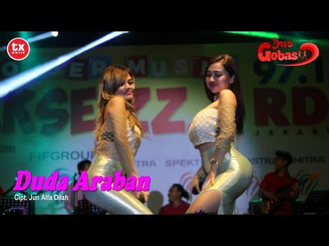 Cupi Cupita & Prita Oziel ( DUO GOBAS ) - DUDA ARABAN  di Konser Musik Ekseizz RDI Jakarta
