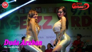 Download Cupi Cupita & Prita Oziel ( DUO GOBAS ) - DUDA ARABAN  di Konser Musik Ekseizz RDI Jakarta