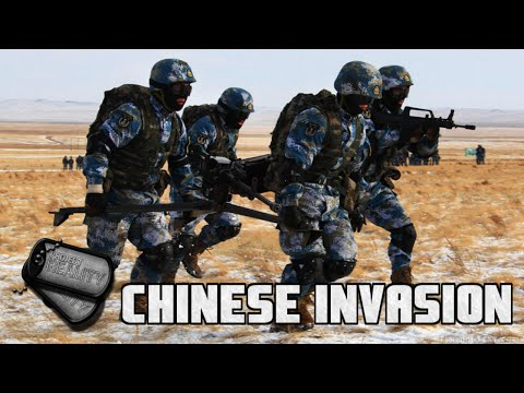 Project Reality v1.3.9 [] Chinese Invasion of India (NEW MAP!)