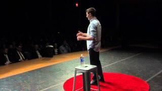 How acne made me a comedian | Jake Solomon | TEDxClevelandStateUniversity