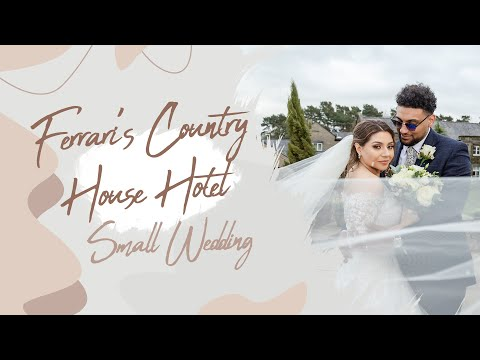 Ferrari's Country House Hotel / Asian Wedding Photography
