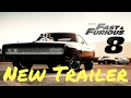 Fast amp Furious 8 2017 New Extended Trailer Super Bowl