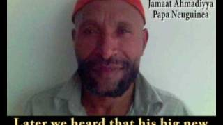 Anti-Ahmadiyya exposed,ashamed and punished by Allah - Papa New Guinea