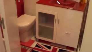 Видео обзор квартиры для аренды (ID 68)(Сдается в аренду квартира с тремя спальнями в доме с бассейном! Большая квартира после ремонта и с новой..., 2014-12-03T12:41:27.000Z)